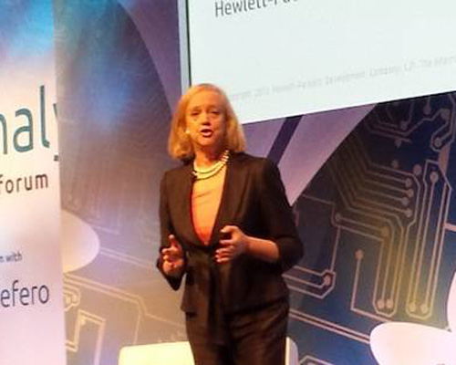 HP Meg Whitman
