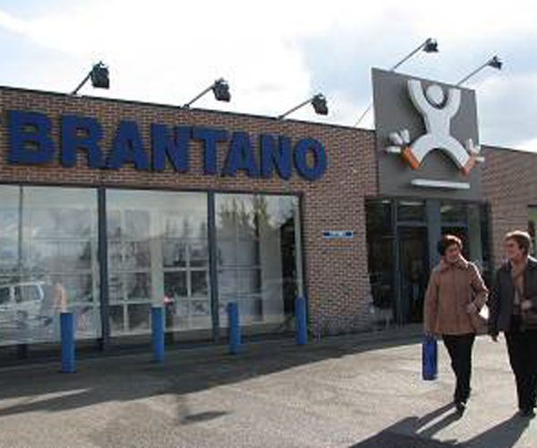 brantano opent outletwinkels
