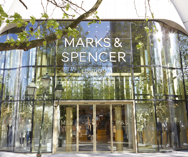 M&S Brussel Toison d'Or