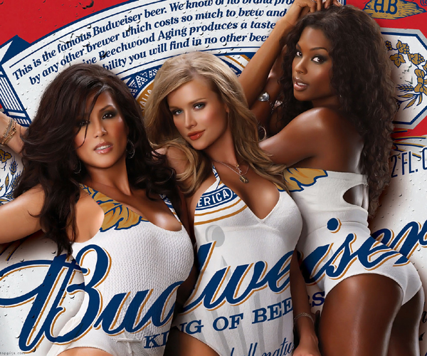 budweiser girls