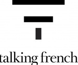 talking french